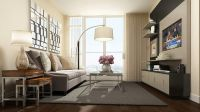 "small condo living room | ""In Love"" Interior Design ..."
