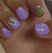 great ideas purple gel