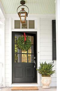 25+ best ideas about Farmhouse Front Doors on Pinterest ...