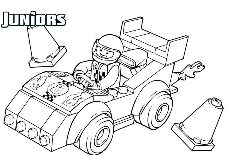 20 best images about Lego Coloring Pages on Pinterest