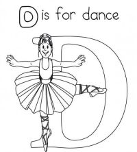 23 best images about Dance Coloring Pages on Pinterest ...