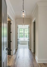 17 Best ideas about Hallway Lighting on Pinterest