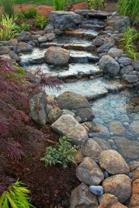 1000+ images about Backyard waterfalls and streams on ...