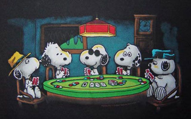 Hard Core Playaz Snoopy Amp His Brothers Playing A Wild