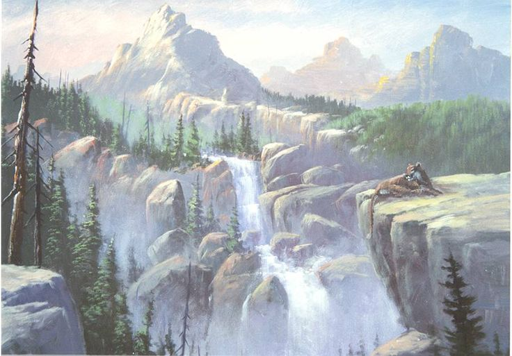 Jerry Yarnell Painting Tv Shows