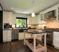 Movable Kitchen Island Designs - WoodWorking Projects & Plans