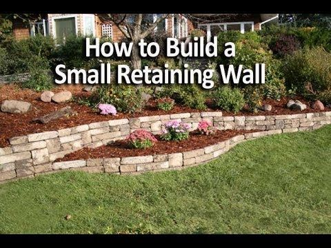 25 Best Ideas About Small Retaining Wall On Pinterest Low