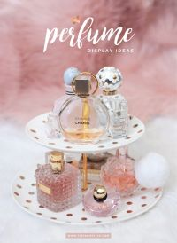 25+ best ideas about Perfume display on Pinterest ...