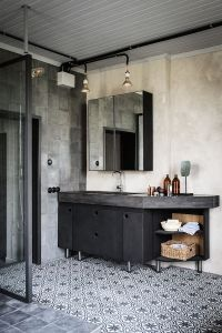 25+ best ideas about Industrial Bathroom on Pinterest ...