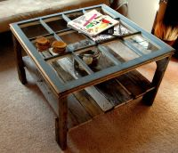 17 Best ideas about Window Coffee Tables on Pinterest