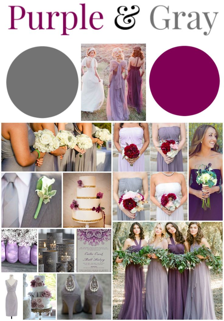 1000 ideas about Gray Weddings on Pinterest  Wedding