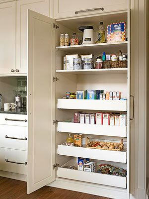 25 Best Ideas About Kitchen Pantry Cabinets On Pinterest Pantry