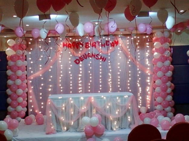 Birthday Party Decoration Ideas At Home 201306 Decorate Favorbags
