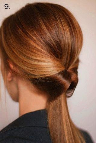 Best 25 Office Hairstyles Ideas On Pinterest Office Hair Quick