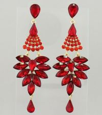 25+ best ideas about Pageant Earrings on Pinterest | Black ...