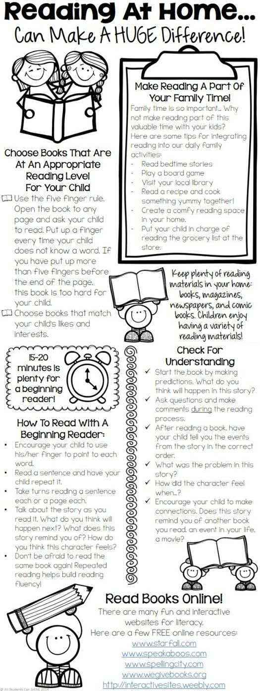 86 best images about Literacy Night Ideas on Pinterest