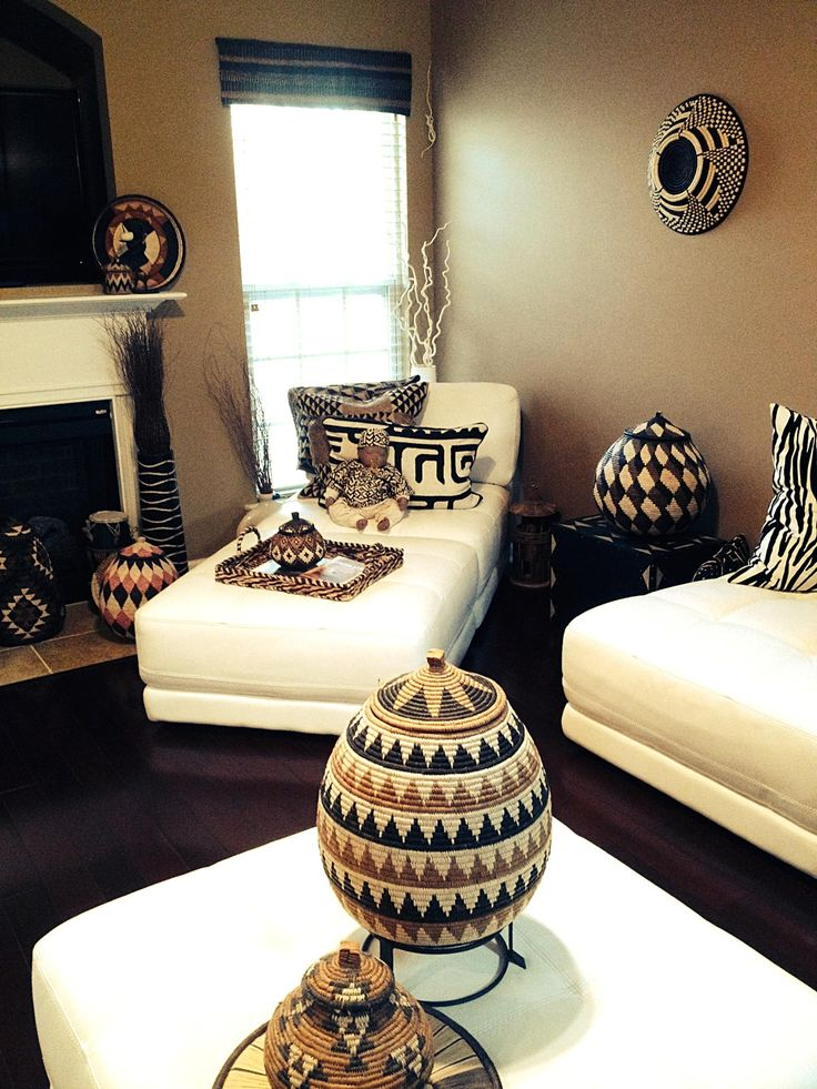 156 Best Images About AFRICAN INSPIRED HOME DECOR On Pinterest