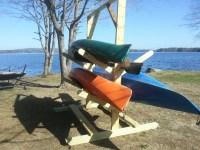 Kayak rack   DIY   Pinterest   Kayaks and Kayak rack