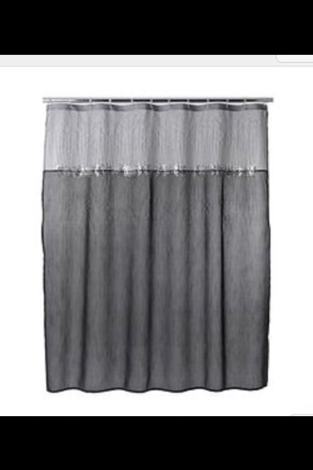 Beautiful 25 Best Ideas About Gray Shower Curtains On Pinterest Navy