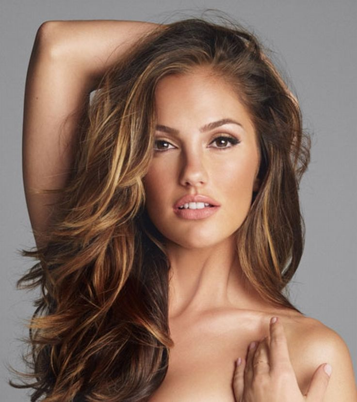 Minka-Kelly-Glamour-Magazine-March-2011 – perfect hair & makeup