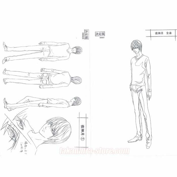 73 best images about Character settings/Model sheets