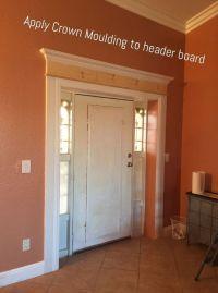 25+ best ideas about Door molding on Pinterest | Door ...