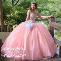 Best 25+ Pink quinceanera dresses ideas on Pinterest ...