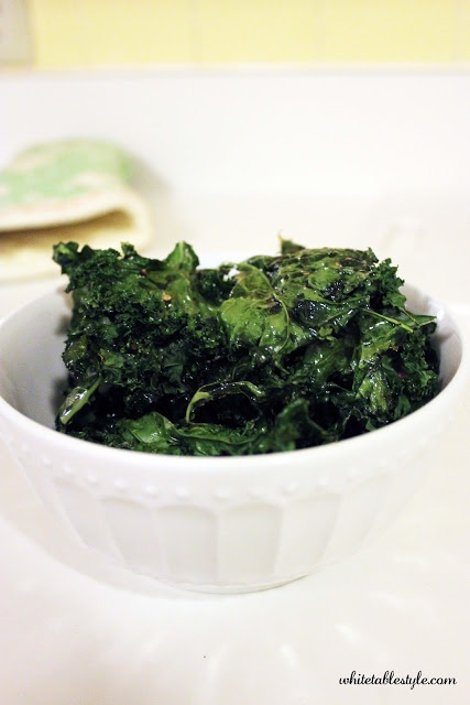 kale chips are healthy easy and delicious recipe cleanliving