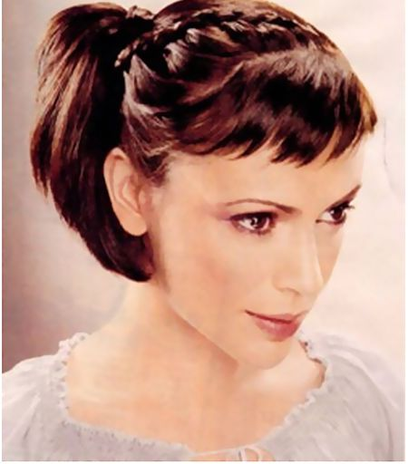 25 Best Ideas About Short Bangs Hairstyles On Pinterest Short