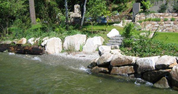 shoreline restoration options