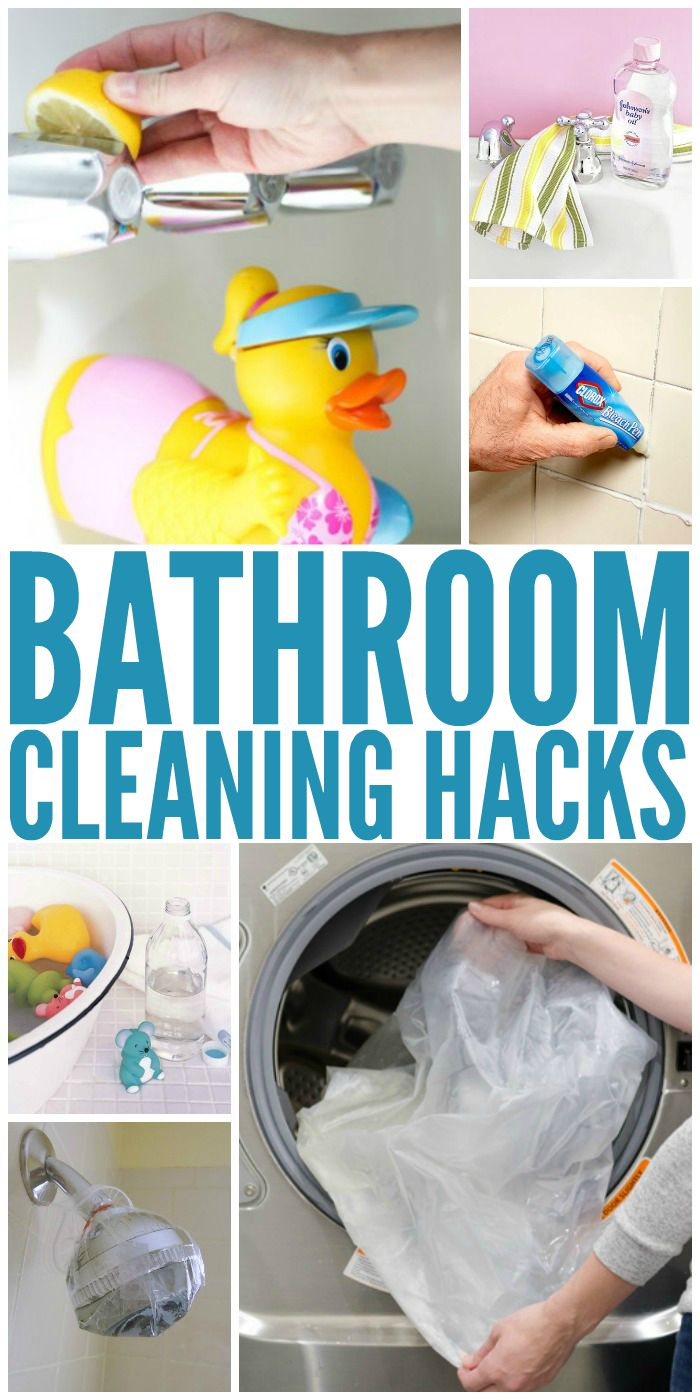 Best Way To Clean Bathroom Tips To Clean Bathroom In A Perfect Way Best Hacks To Clean