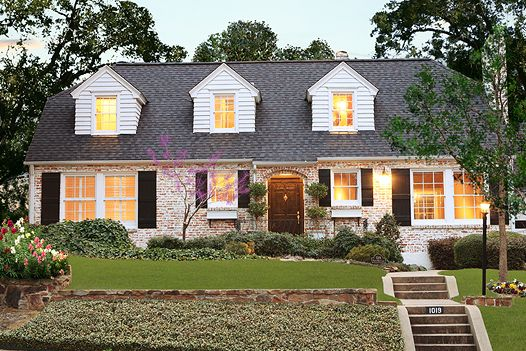 Pink Brick With Cream And Black Accent Colors 10 Most