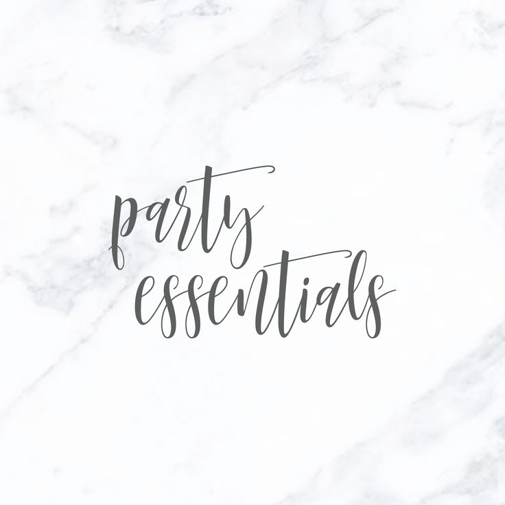 37 best images about Party Essentials on Pinterest