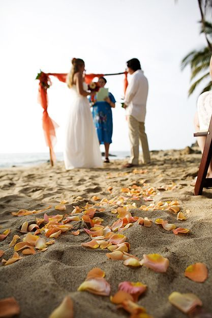Beach Vows  Beautiful The ojays and Blog