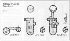 1424 best images about Fantasy Floor Plans on Pinterest