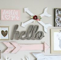 59 best images about Nursery Ideas on Pinterest | Arrow ...