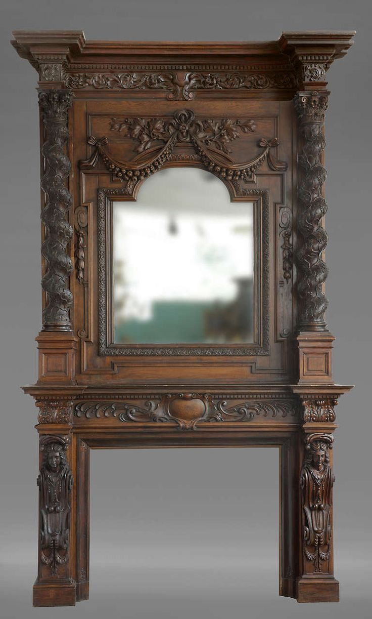 1000 ideas about Antique Fireplace Mantels on Pinterest  Fireplace Mantels Victorian