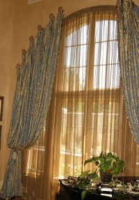 17 Best images about Window Treatments for Arches on ...