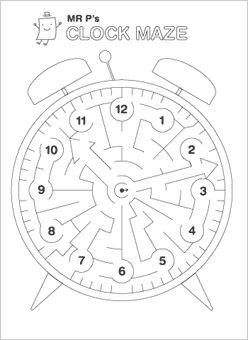 79 best images about Clocks & Telling Time on Pinterest
