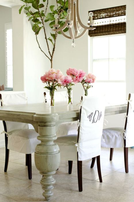 parsons chair cover tutorial indoor zero gravity canada 17+ best ideas about slipcovers on pinterest | dining slipcovers, room ...