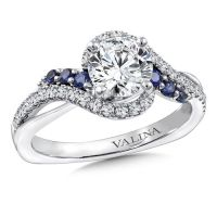25+ best ideas about Swirl engagement rings on Pinterest ...