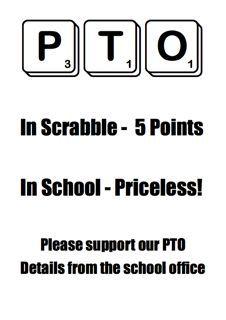 39 best Parent Teacher Association Posters images on Pinterest