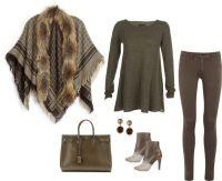 Gucci Fur Trimmed Wool & Silk Shawl | Styling 2014 ...