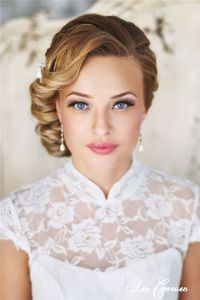 25+ best ideas about Vintage wedding hairstyles on ...