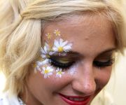 ideas hippie makeup