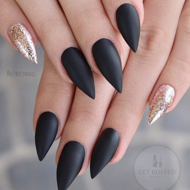 25+ best ideas about Stiletto nails on Pinterest