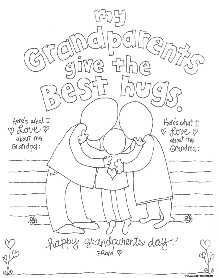 25+ best ideas about Grandparents day on Pinterest