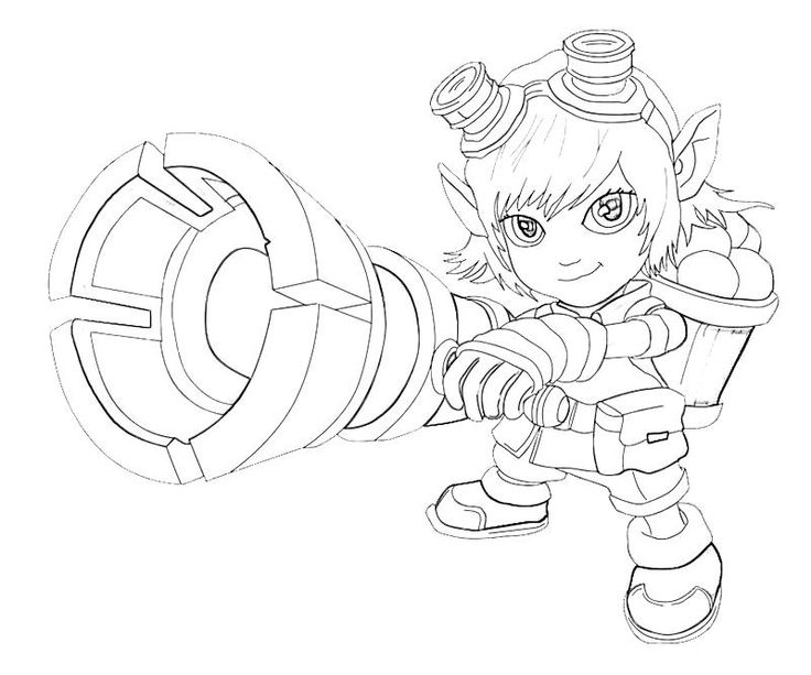 73 best images about league of legends coloring pages on