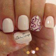 gel nails design nail art