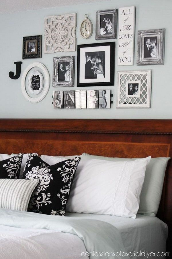 25 Best Ideas About Bedroom Wall Decorations On Pinterest
